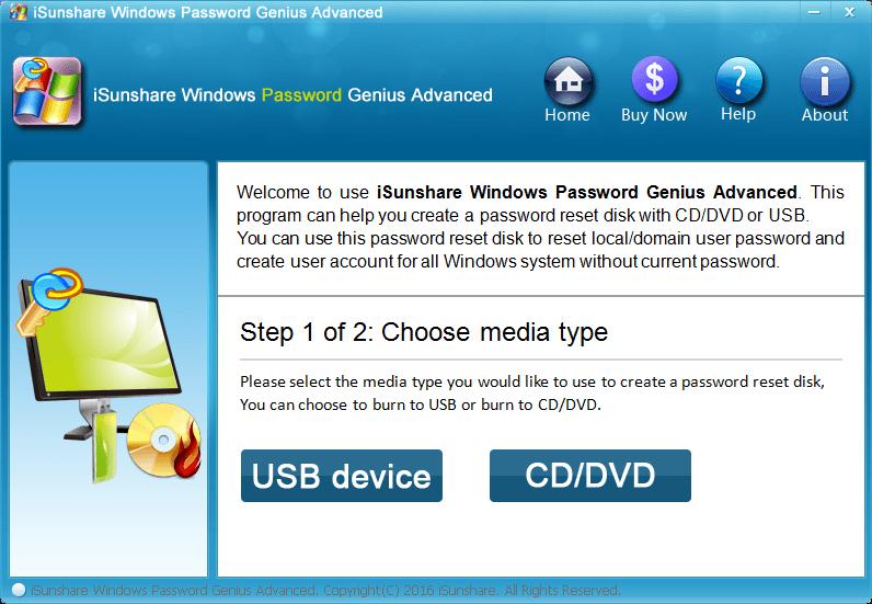 Top 4 Moglichkeiten Um Windows 7 Passwort Zuruckzusetzen Ianyshare