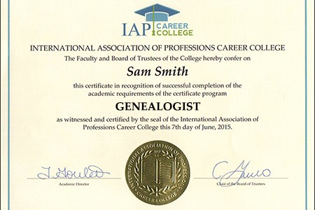 Free Resume 2018 » board for certification of genealogists | Free Resume