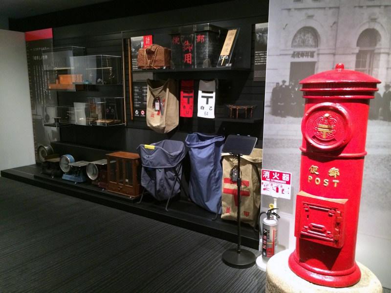 Το Ταχυδρομικό Μουσείο στο Τόκιο