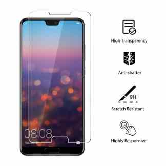 Huawei P20 Premium 3D Tempered Glass