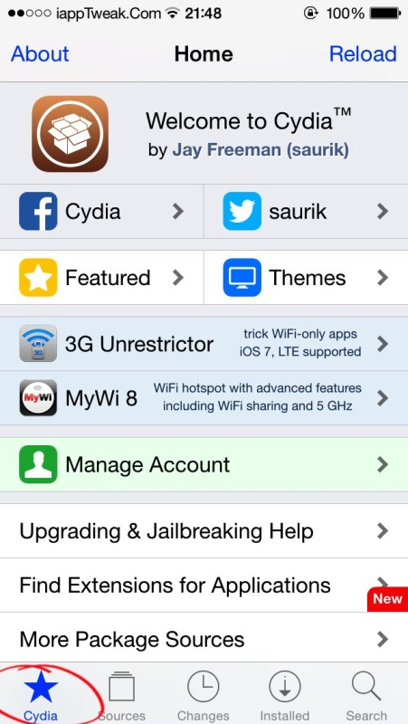 install repo on cydia 2015