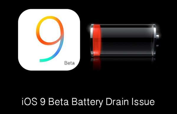 iOS-9-Beta-Battery-Drain-Issue