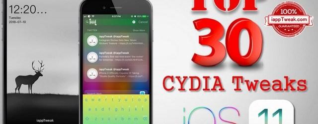 Cydia Tweaks & Apps