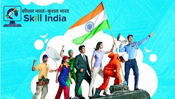 skill india mission - ias4sure