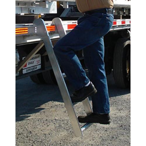 Eco Trucker Truck Trailer Steps Flatbeds Lightweight