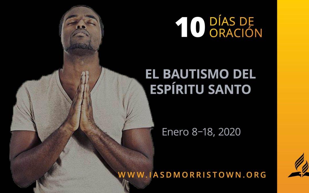 DÍA 4 — EL BAUTISMO DEL ESPÍRITU SANTO