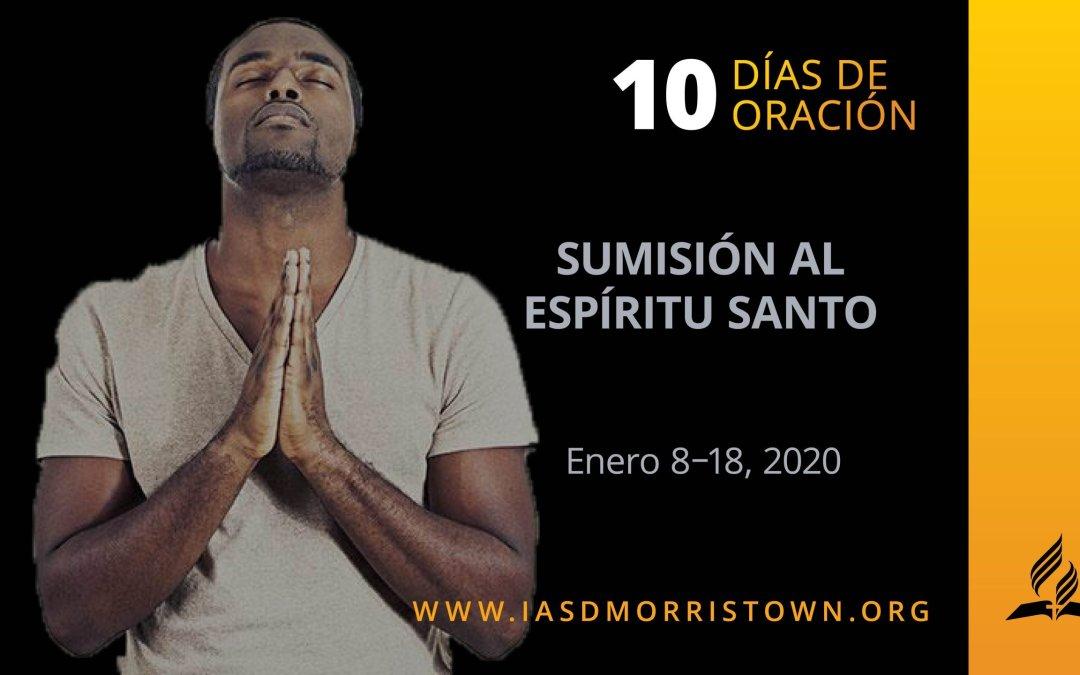 DÍA 8 — SUMISIÓN AL ESPÍRITU SANTO