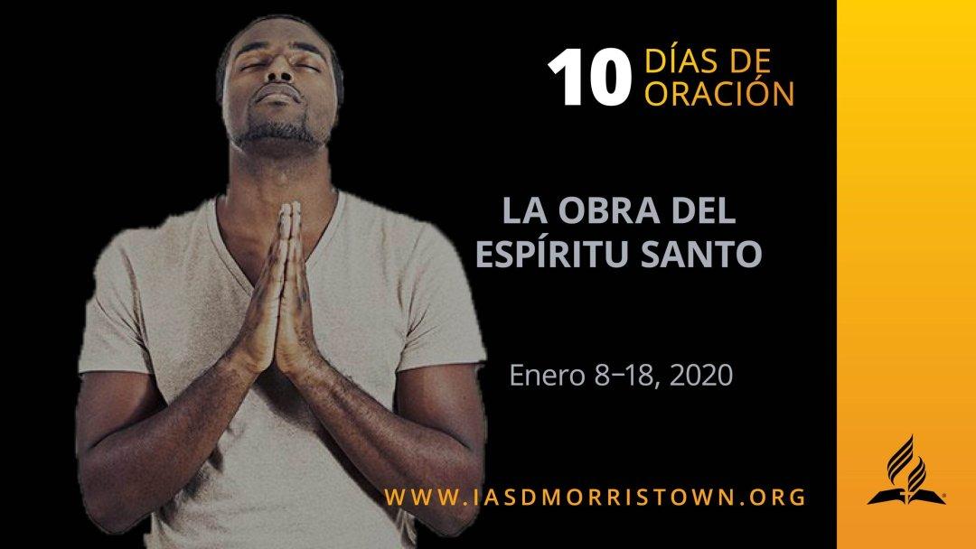 DÍA 9—LA OBRA DEL ESPÍRITU SANTO