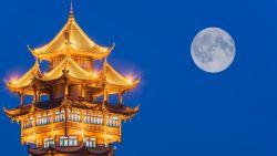 Fake Moon - Lighting Up the Night Sky