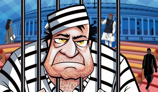 Criminalization of Politics – A Grave Threat to Indian Democracy