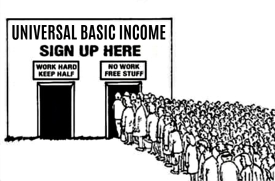 [Premium] Universal Basic Income - Is it a Remedy to the issue of Poverty & Inequality?