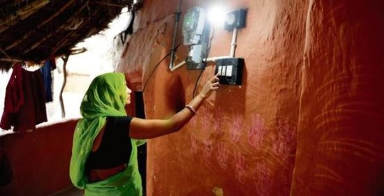 Saubhagya Scheme – In Pursuit of 100% Electrification