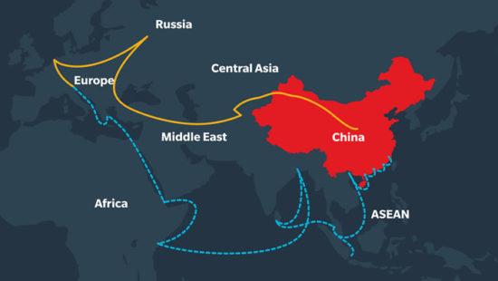 Belt & Road Initiative (BRI) of China – Will it Benefit India?