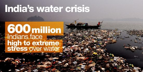 India's Water Crisis – How to Solve it?