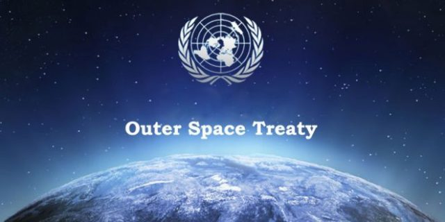 outer space treaty upsc