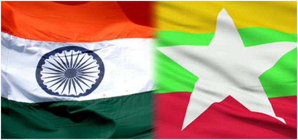 India Myanmar ties challenges opportunities essay notes mindmap