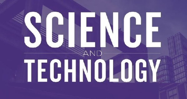 science and technology mindmap 1