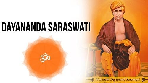 Dayanand Saraswati – Important Personalities of Modern India