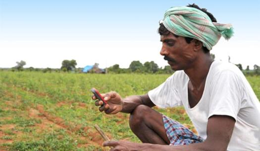 E-Technology in the aid of farmers