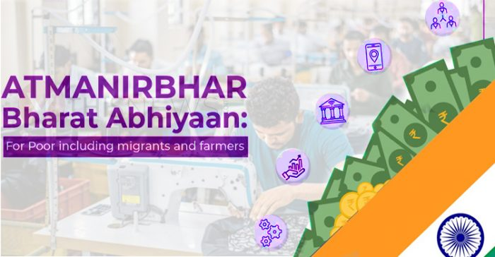Atmanirbhar Bharat Abhiyaan(Self-reliant India Mission): program, significance, issues
