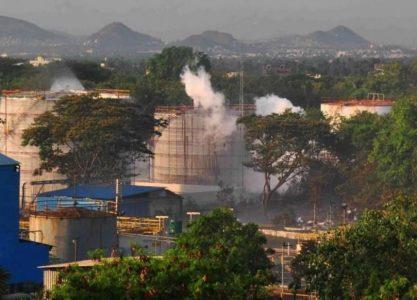 Cautionary Tale- Vizag Gas Leak