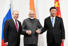 Russia-India-China Grouping – Issues, Challenges, Way Ahead