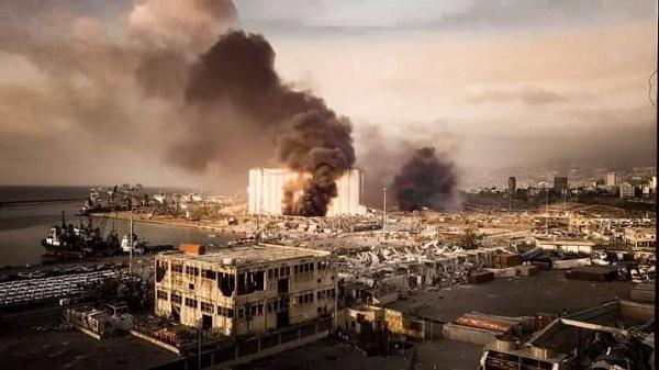 Beirut Explosion UPSC Essay Notes Mindmap