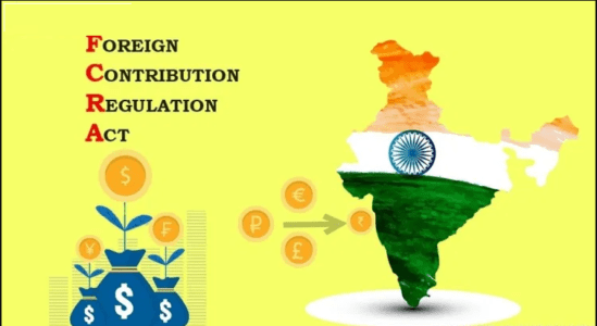Foreign Contribution (Regulation) Amendment Bill, 2020