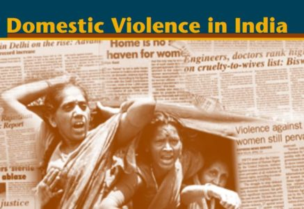 Featured Image of Domestic Violence in India