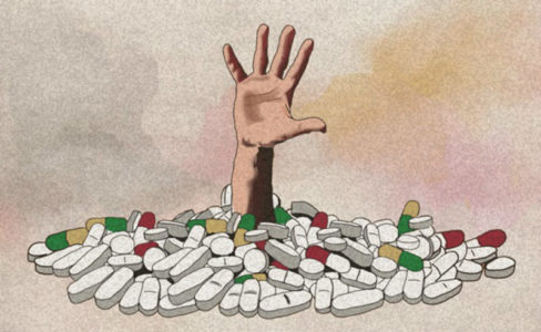 Featured Image of Drug Abuse in India