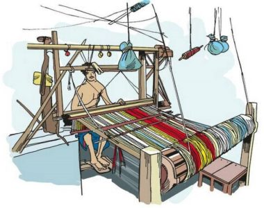 Featured Image of Handloom Sector in India