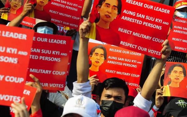 2021 myanmar coup upsc essay notes mindmap