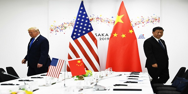 China-U.S. Tensions – Implications for India and the World