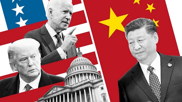 [Article] Biden Administration's China Policy – Issues, India's Concerns, Way Forward