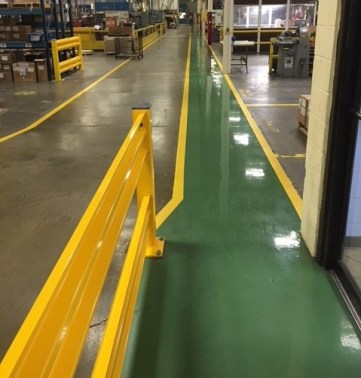 Industrial Epoxy Floor Coating Contractor - Serving Eastern