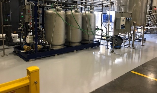 TeamIA, Industrial Applications Inc, industrial concrete floors, concrete floor coatings, epoxy floor coating, epoxy coatings