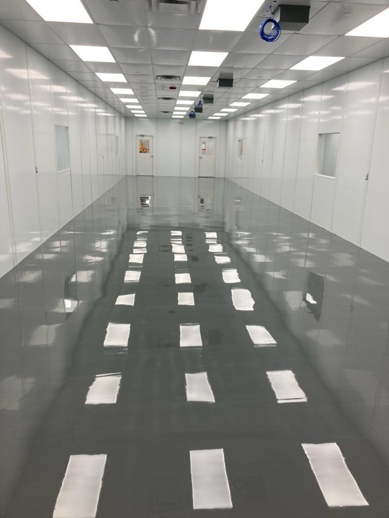 USDA Approved Flooring, concrete floor resurfacing, flooring contractors Cookeville TN, TeamIA, Industrial Applications Inc., epoxy floor coatings, food and beverage flooring, Cookeville TN