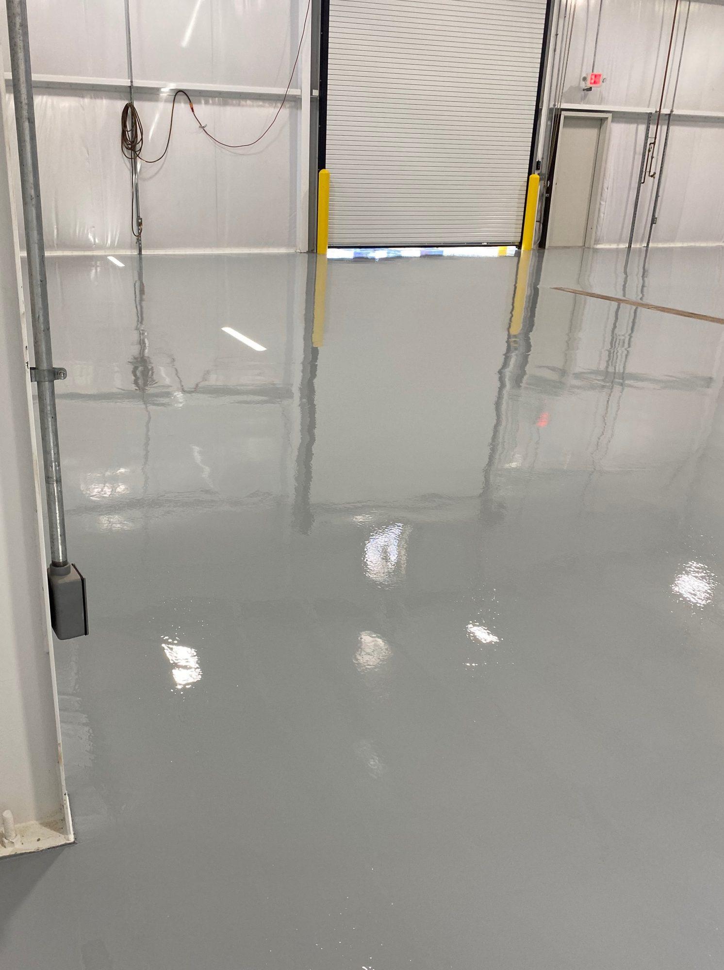 Epoxy floor coatings, epoxy mortar, epoxy coatings, epoxy flooring systems, Industrial Applications Inc, TeamIA, IA30yrs