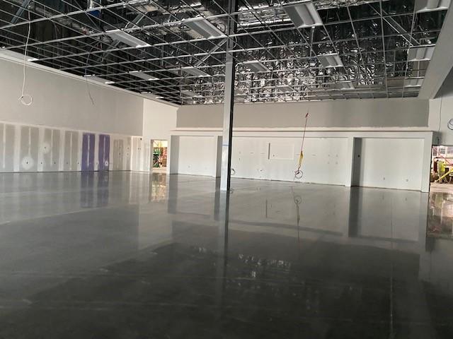 TeamIA, polish concrete, commercial concrete polishing, polished concrete, Industrial Applications Inc