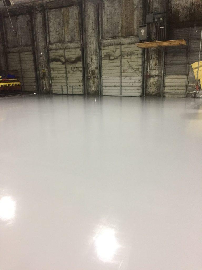 epoxy floor coatings, thin mil epoxy coatings, industrial floor coatings