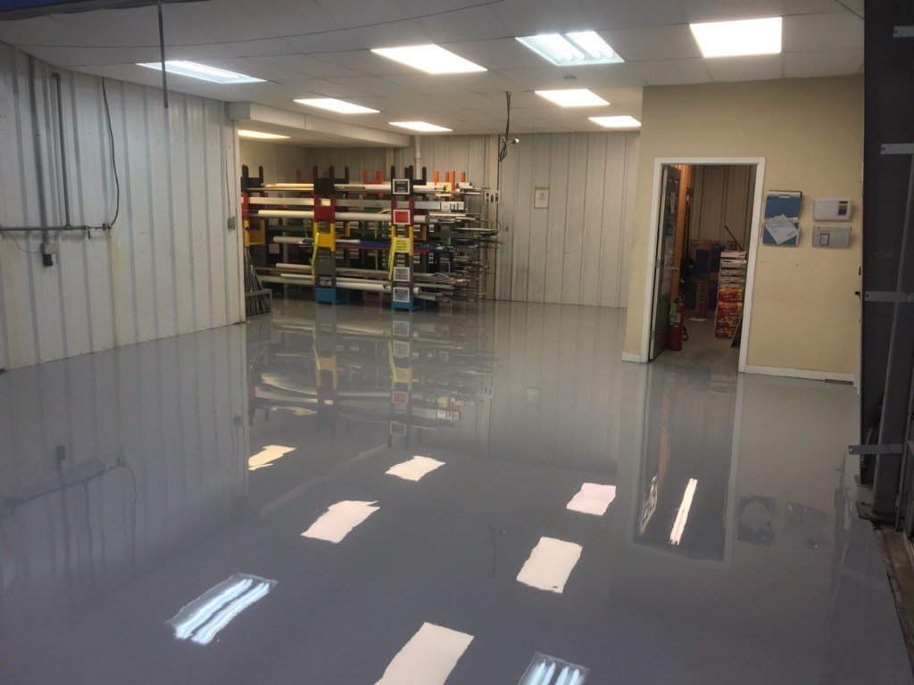 Concrete floor coatings, epoxy floor coatings, epoxy coatings, Industrial Applications Inc, TeamIA, IA 30yrs