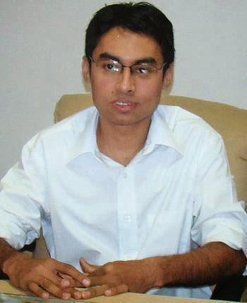 Prakash Rajpurohit IAS Topper 2009 AIR 2