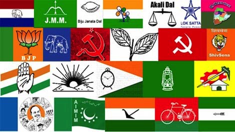 Political Parties and Types of Political Parties in India