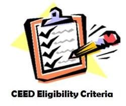 CEED Eligibility