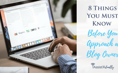 8 Things You Must Know Before You Approach a Blog Owner