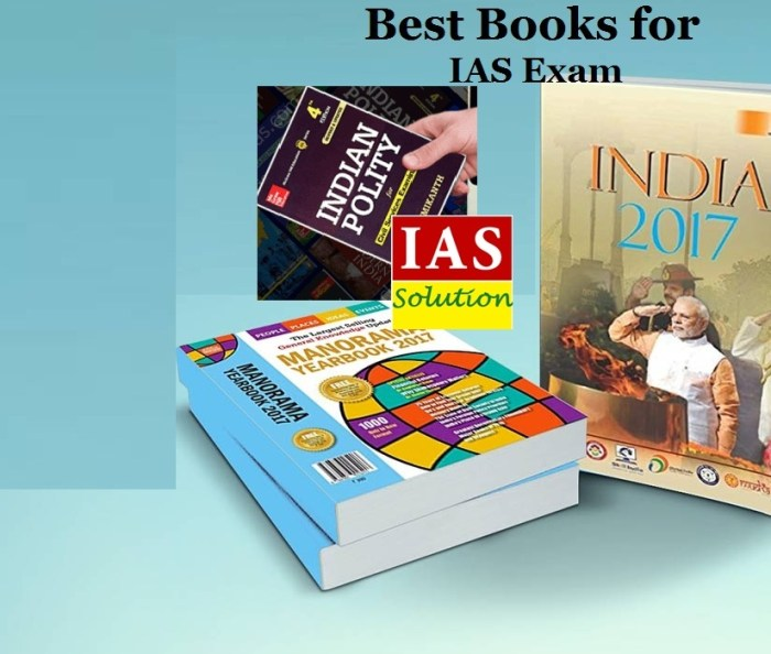 Best Books for IAS