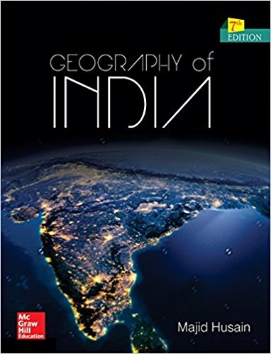 Geography of India by Majid Hussain