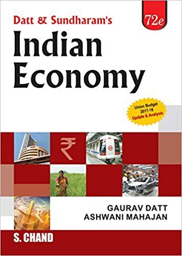 Indian Economy by Datt and Sundharam