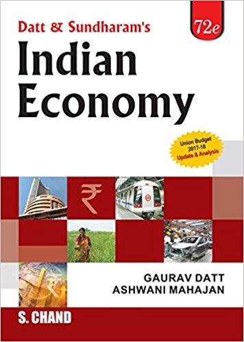 Indian Economy by Datt and Sundharam