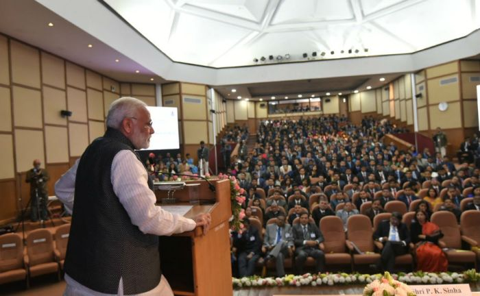 PM Modi Addressing IAS/ IPS Trainees